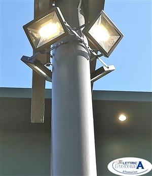 Installazione Fari LED