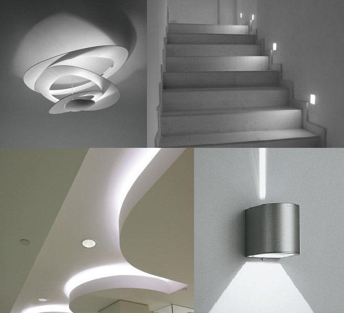 Elettrica provenza illuminazione a led lampade a led for Illuminotecnica led